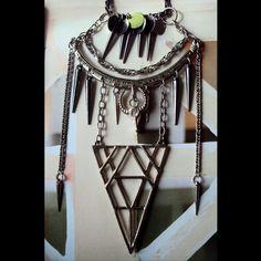#Collar #Pechera #Bomba #AlmaLibre #UnderParadise   http://www.facebook.com/almalibremoda http://www.instagram.com/almalibreoficial http://twitter.com/almalibremoda
