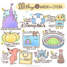 10 Things To Do When in Chiba