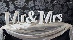 Mr  Mrs Wedding Letters
