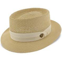 Pork Pie Hat, Straw Fedora, Hats For Men, African Fashion, Men's Hats, Mens Fashion, Stylish, Leather, King