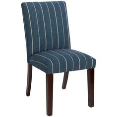 Fabric Dining Chairs Teal clark teal fabric dining chair (set of 2) | fabric dining chairs