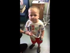 Elijah Explains His New Ostomy (he is simply precious - what a sweet and brave little man)