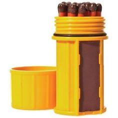 UCO Stormproof Match Case Kit