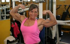 On eve of Toronto Pro a huge ripped and vascular Michelle Brent tells realfemalebodybuilding.com she's in the shape of her life!