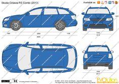 Skoda Octavia RS Combi 2016