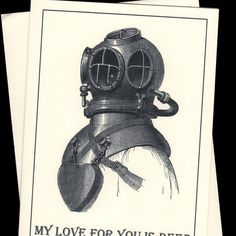 <3 my diver