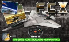 Fractal Combat X now FREE on Appstore (click picture to open iTunes link)