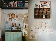 I love everything about this kid's room ::: by Kristin Rogers on A Beautiful Mess
