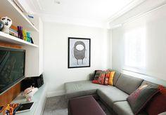 Portal Decoração - Apartamento pequeno