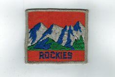 Rockies Patch