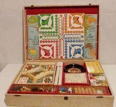 Boîte de jeux