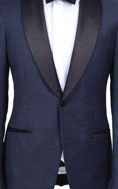 Madison Midnight Blue Tuxedo Loveeee