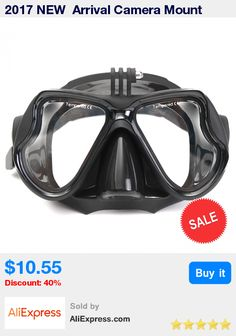 2017 NEW  Arrival Camera Mount Diving Mask Oceanic Scuba Snorkel Swimming Goggles Glasses F/ For GoPro * Pub Date: 02:47 Sep 4 2017 http://www.deepbluediving.org/suunto-vyper-air-dive-computer-review/