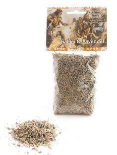 Salbei & Lavendel - Reine Kräuter Sage, Lavender