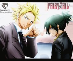 Fairy Tail 405 _Sting/Rogue_ by Santu-Fer.deviantart.com on @DeviantArt