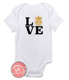 LOVE Baby Onesie //Price: $13.75    #clothing #shirt #tshirt #tees #tee #graphictee #dtg #bigvero #OnSell #Trends #outfit #OutfitOutTheDay #OutfitDay