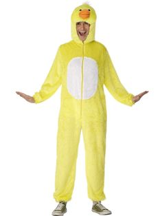 Duck Costume Duck Costume  : Get It On Fancy Dress Superstore, Fancy Dress & Accessories For The Whole Family. http://www.getiton-fancydress.co.uk/adults/animalcostumes/duckcostume#.UtTEyfu6_oY