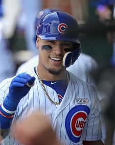 Baez Cubs, Go Cubs Go, Chicago Cubs Baseball, Cubs Fan, Babe Ruth, Baseball Players, Best Games, My Man, A Team