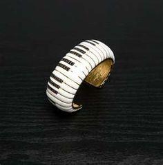 """piano"" bracelet"