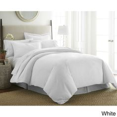 Simply Soft 3 Piece Duvet Cover Set by ienjoy Home Taupe, Size: Queen Full Duvet Cover, Soft Duvet Covers, Duvet Cover Sets, Duvet Insert, Luxury Duvet Covers, Luxury Bedding, Modern Bedding, Neutral Bedding, White Bedding
