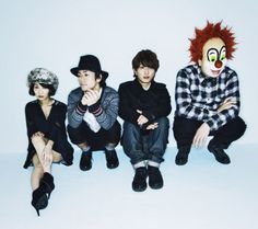 Listen to every Sekai no Owari track @ Iomoio Your Music, Music Is Life, All Songs, Latest Albums, Music Film, End Of The World, Visual Kei, Music Artists, Ronald Mcdonald