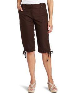 Jones New York Women`s Cargo Skimmer Pant $14.21
