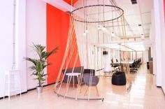 Zona-Relax. Amazing #Coworking Space Design in #CanaryIslands #Tenerife Spain - @localcoworking