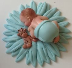 BABY doccia CAKE Topper fiore Daisy prime compleanno l decorazioni di BabyCakesByJennifer su Etsy https://www.etsy.com/it/listing/165360186/baby-doccia-cake-topper-fiore-daisy