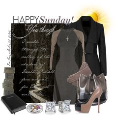 """""""HAPPY SUNDAY!!!: """"Fear Is Not Of GOD!"""""""" by enjoyzworld on Polyvore"""