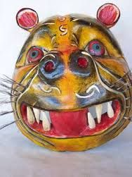 Image result for mexican folk art masks
