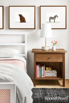 Our Sherwood nightstand offers beautiful Arts and Crafts design at an outstanding value.