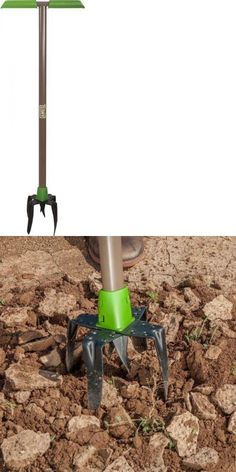Weeders 178977: Stand-Up Garden Tiller Weeder Home Garden Yard Outdoor Tools Equipments Supplies -> BUY IT NOW ONLY: $42.99 on eBay!
