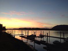 Nehalem Bay Sunset