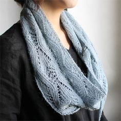 Lace shawl KIT
