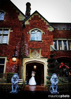 Thornewood Castle - Seattle Wedding Venue for Unique Seattle Weddings. We love working with them!