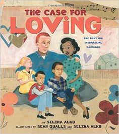 Where are all the interracial children's books?