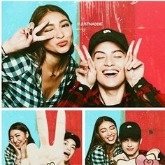 We ONLY see them. Filipino Baby, James Reid, Nadine Lustre, Jadine, Iphone Backgrounds, Lovey Dovey, Partners In Crime, Best Couple, Old Pictures