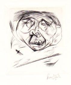 coppergraving, Lou Strik