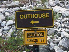 Outhouse?