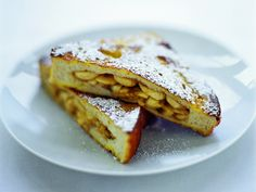 Stuffed French Toast by Jamie Oliver