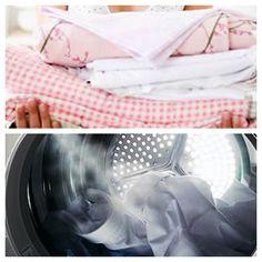 Visste du att mjukt vatten behöver mindre tvättmedel än hårt vatten för att tvätten ska bli ren?