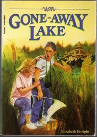 Gone-Away Lake.   My #2 all time favorite kid's book - along with the sequel, Return to Gone-Away.
