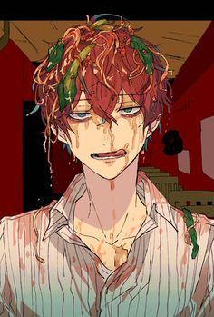 Doppo Kannonzaka Boys Anime, Cute Anime Guys, Anime Love, Manga Drawing, Manga Art, Manga Anime, Anime Art, Mano Brown, Character Art
