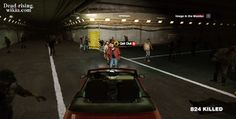 Dead rising maintenance tunnel warehouse driving instructions (3)