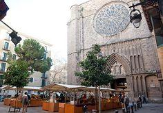 Guía Turística del Plaza del Pi de Barcelona - Espadrilles Barcelona