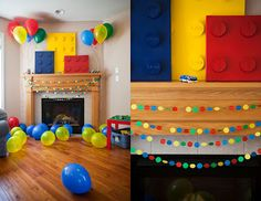 Lego Party Amazingness