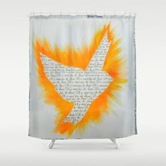 ThePeaceBombs - Good day for Peace Shower Curtain by ThePeaceBombers - $68.00Part of the world know PeaceBomb Team - Join it now! Acrylics and ink on recycle quality paper Handwritten text - Japanese book paper Created by the Founder of The PeaceBomb Team. Join it now!  #decor #home #shower #bathroom #curtains #homes #peace #art #thepeacebomb #words