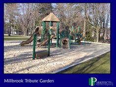 Millbrook Tribute Garden in Millbrook, NY