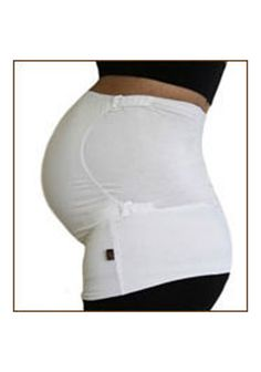 I never got stretch marks on my stomach, but ... Pure Belly Wrap - Stretch Mark Prevention
