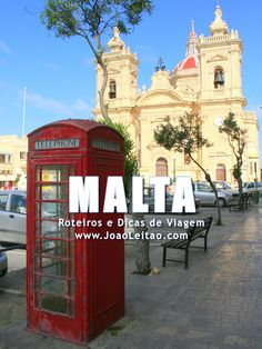 Visitar Malta – Roteiros e Dicas de Viagem
